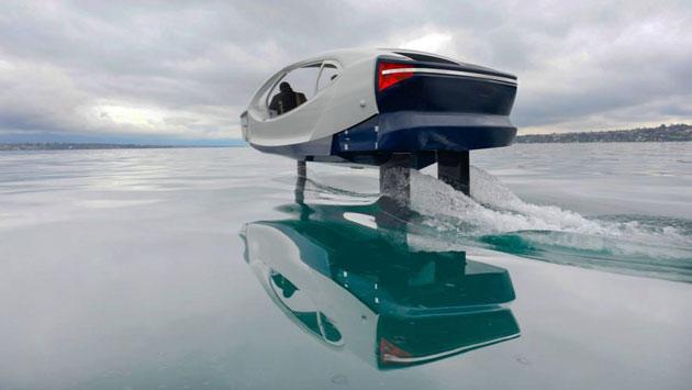 coches de agua